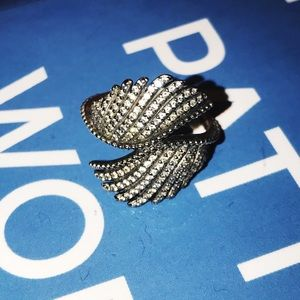 Pandora Phoenix Feather Ring